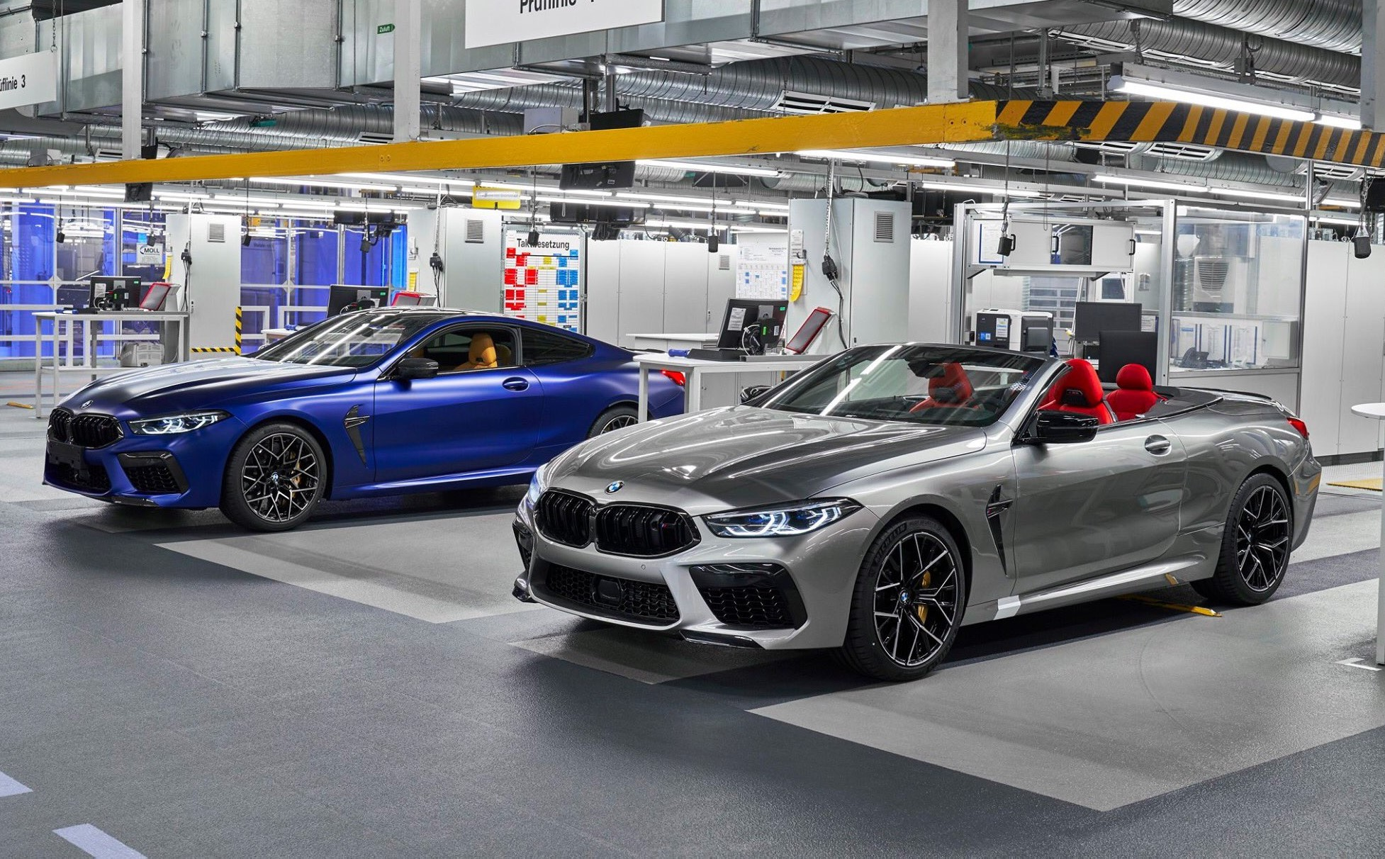Bmw M8 Competition Coupe And Convertible Pricing For South Africa