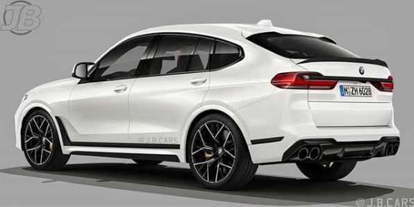 Bmw X8 M Called Project Rockstar Will Pack Hybrid V8 Power