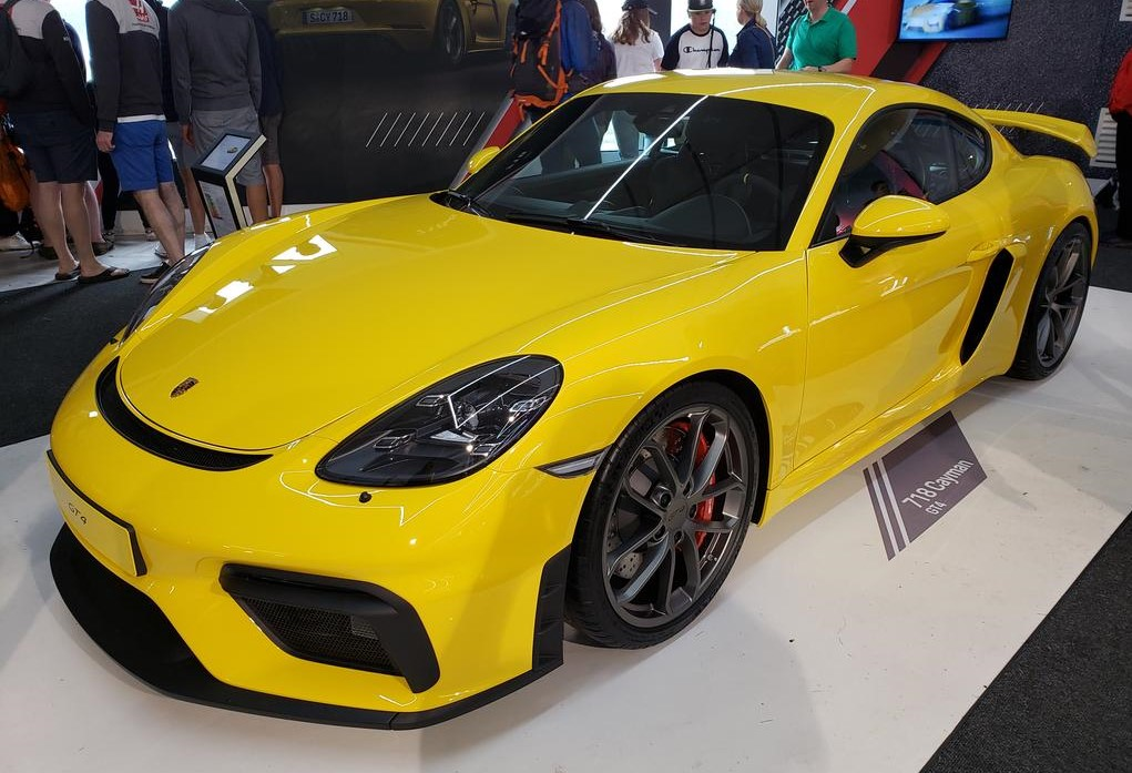 Porsche 718 Cayman Gt4 And 718 Spyder Pricing For South Africa