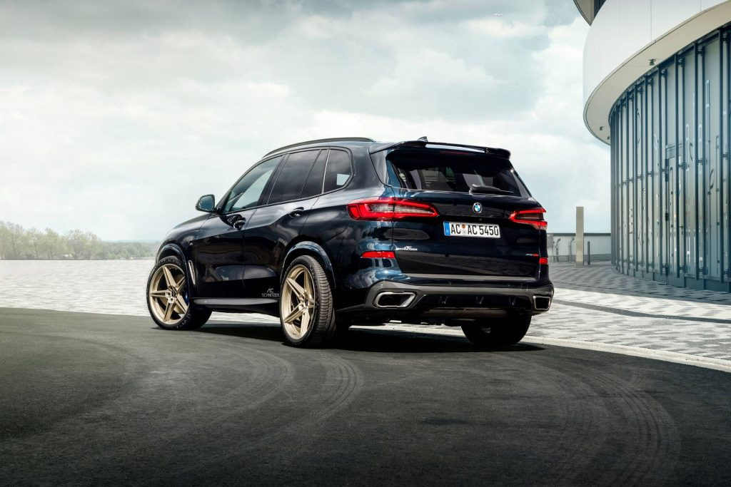 Ac Schnitzer Kit Bmw X5 Called The Boss Quot