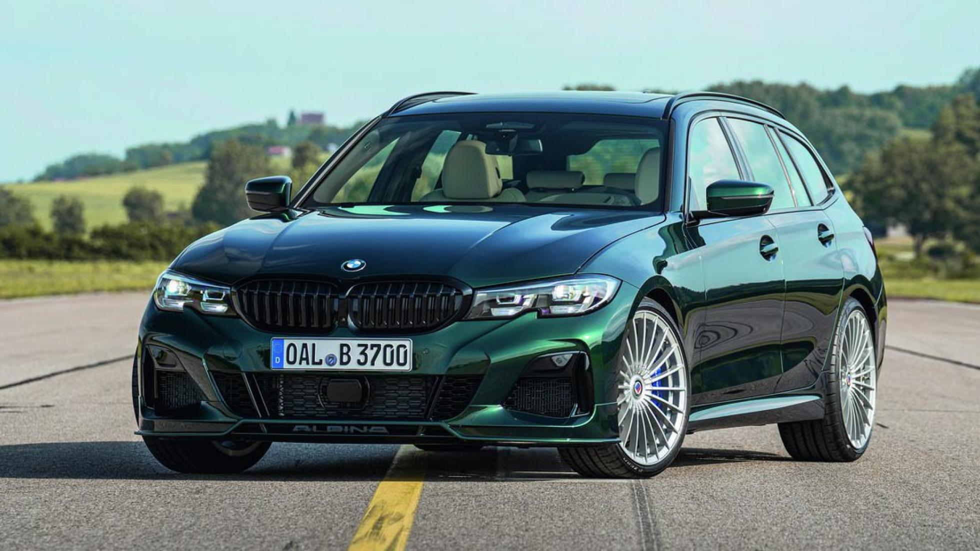 2020 Alpina B3 Touring Revealed For Wagon Lovers Who Want