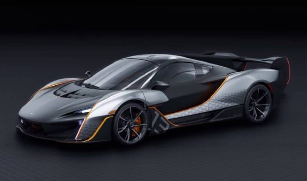 Mclaren For Sale >> McLaren BC-03 Hypercar Leaked