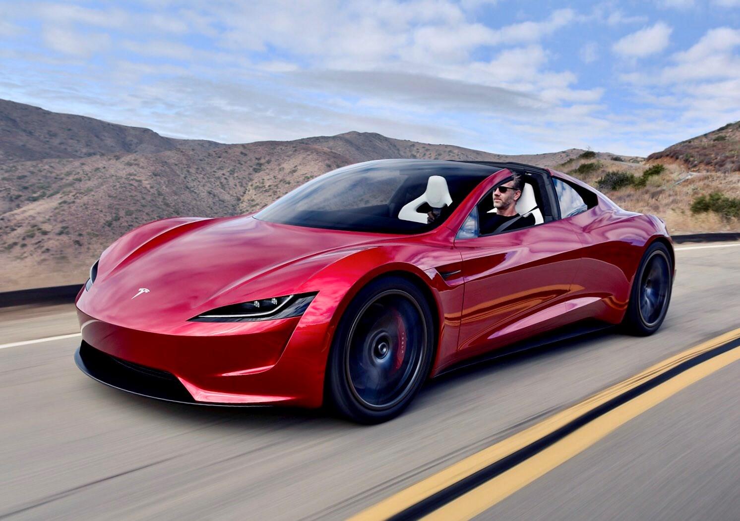 Elon Musk Confirms Tesla Roadster Will Hit The Nurburgring ...