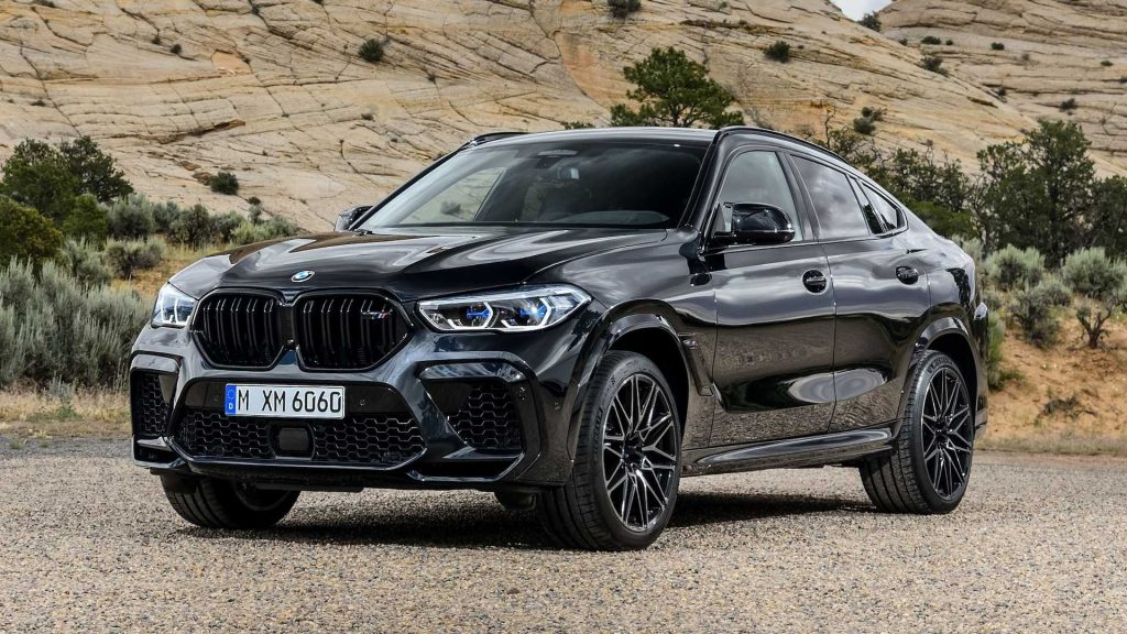 Bmw X5 M And X6 M Competition Revealed With 625 Hp 460 Kw