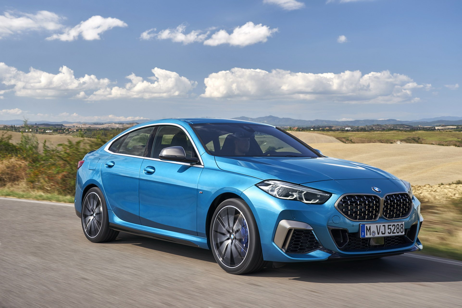 BMW 2 Series Gran Coupe Is Official With M235i xDrive ...
