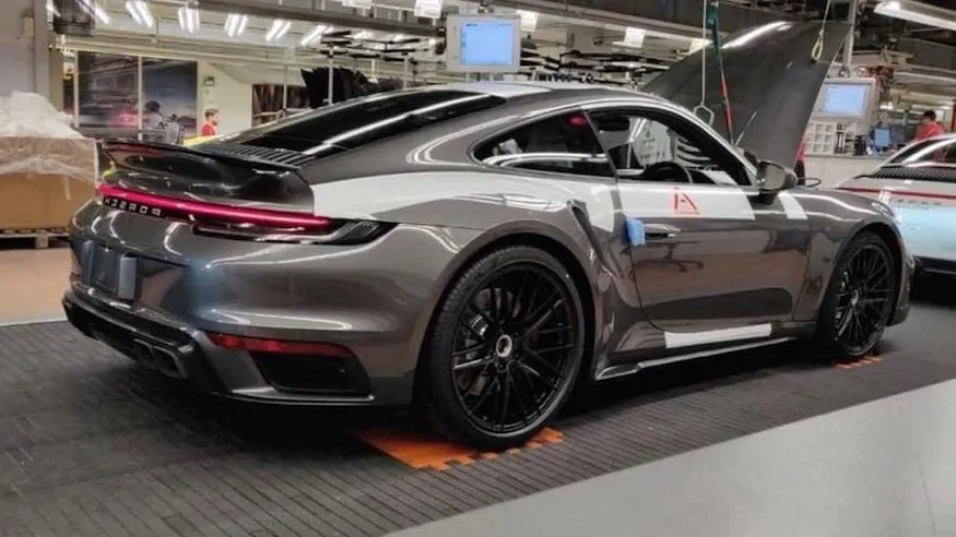 2020 Porsche 911 Turbo S To Pack A Whopping 641 Hp 478 Kw