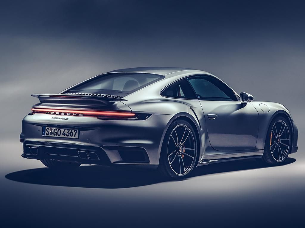 New Porsche 911 Turbo S Arrives With 641 Hp 478 Kw