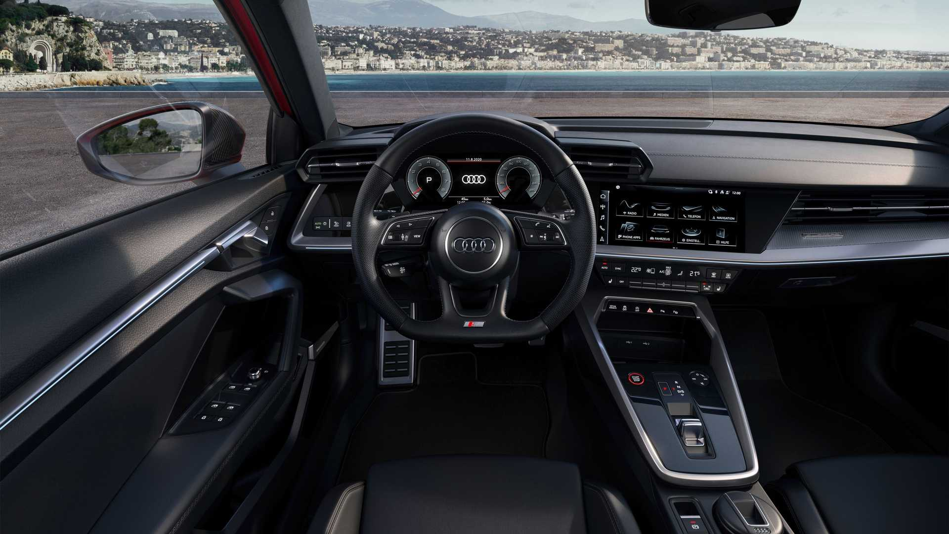 2021 Audi S3 Sportback and Sedan Revealed With 306 HP (228 kW)