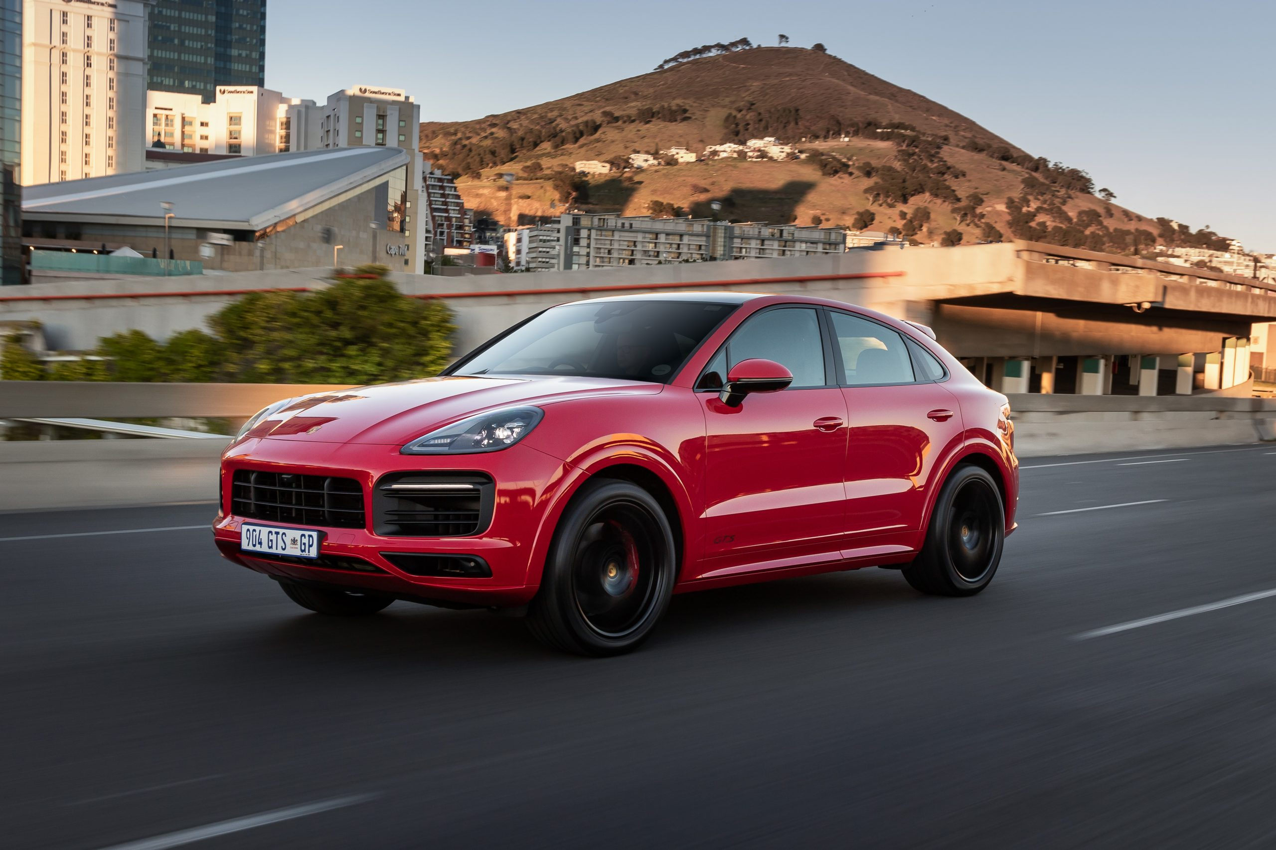 Driven Porsche Cayenne Gts Coupe