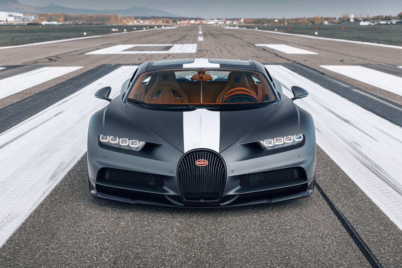 """Bugatti Chiron Sport """"Les Légendes du Ciel"""" Edition Revealed"""